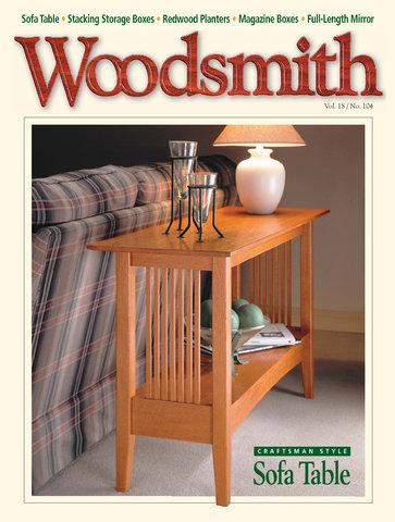 Woodsmith #104