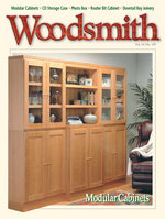 Woodsmith Issue 105