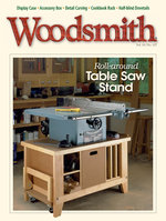 Woodsmith Issue 107