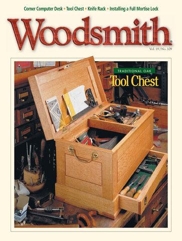 Woodsmith #109