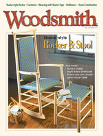 Woodsmith Issue 117