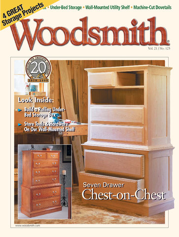 Woodsmith #125