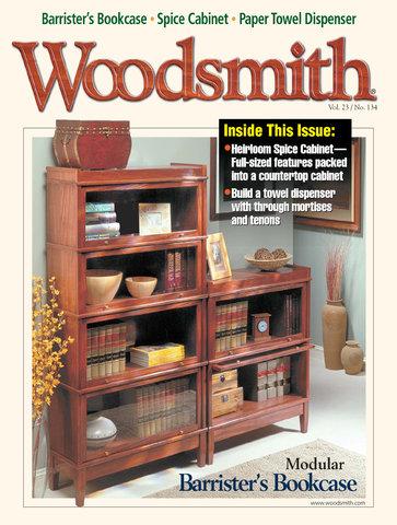 Woodsmith #134