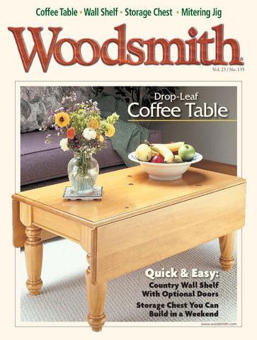 Woodsmith #135