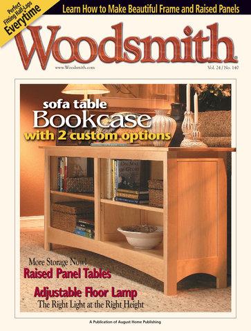 Woodsmith #140