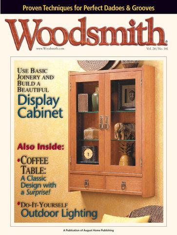 Woodsmith #141