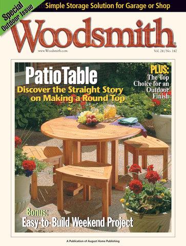 Woodsmith #142
