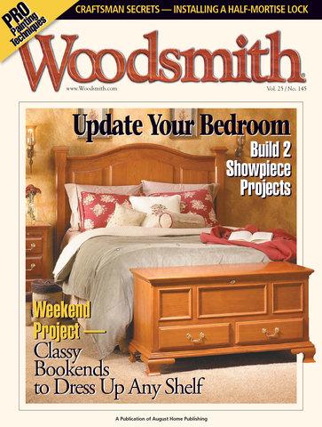Woodsmith #145
