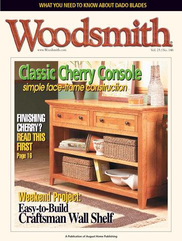 Woodsmith #146