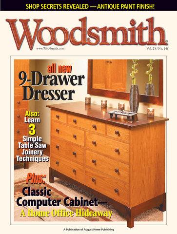 Woodsmith #148