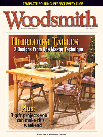 Woodsmith #150
