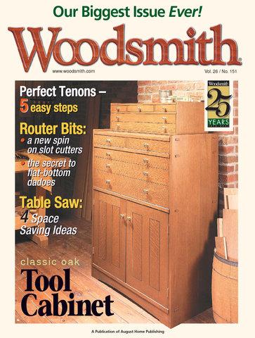 Woodsmith #151