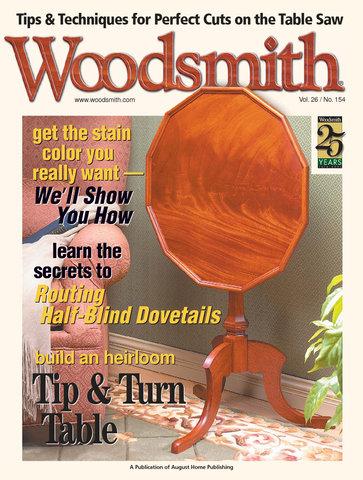 Woodsmith #154