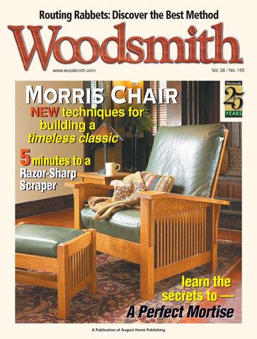 Woodsmith #155