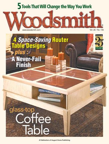 Woodsmith #156