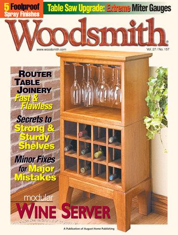 Woodsmith #157