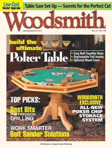Woodsmith #158