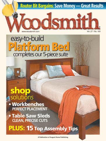 Woodsmith #160