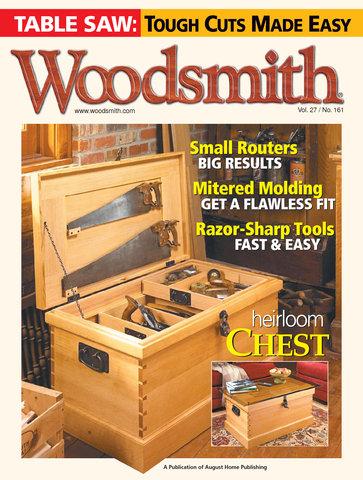 Woodsmith #161