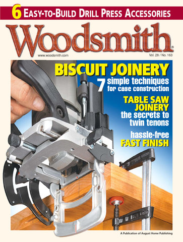 Woodsmith #163