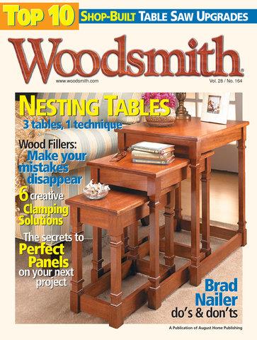 Woodsmith #164