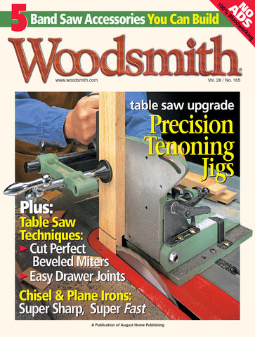 Woodsmith #165