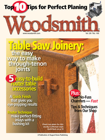 Woodsmith #166