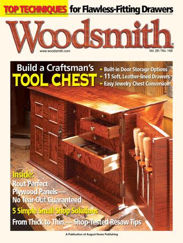 Woodsmith #168