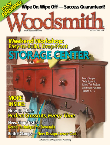 Woodsmith #169
