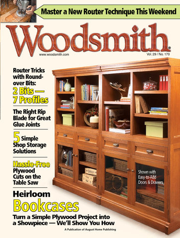 Woodsmith #170