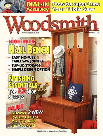 Woodsmith #172