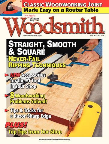 Woodsmith #178