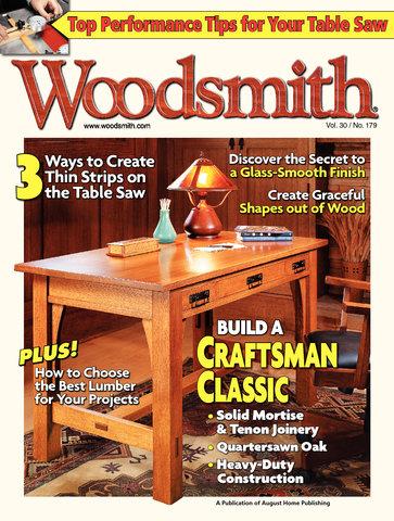 Woodsmith #179