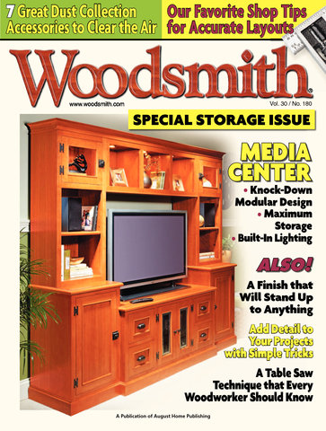 Woodsmith #180
