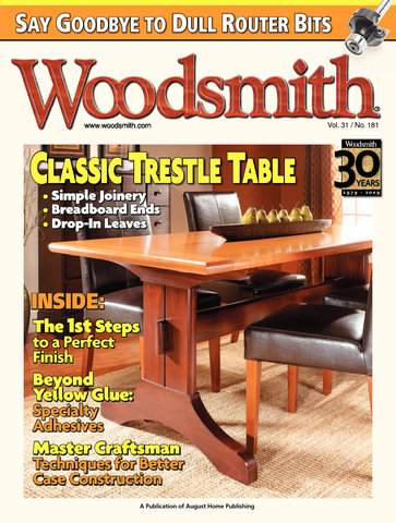 Woodsmith #181