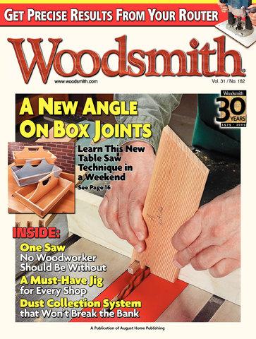 Woodsmith #182