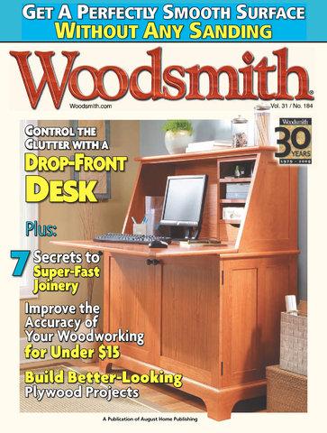 Woodsmith #184