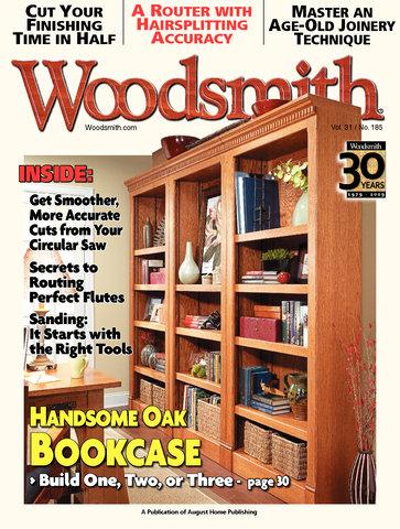 Woodsmith #185