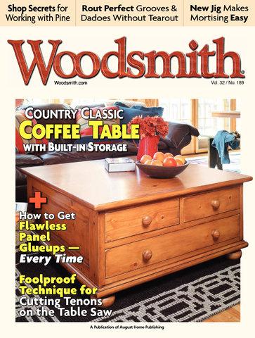 Woodsmith #189