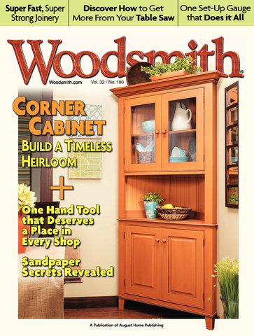 Woodsmith #190