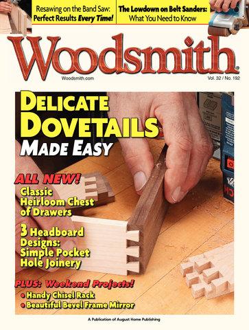 Woodsmith #192