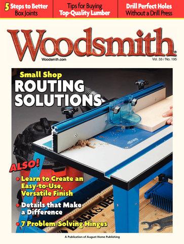 Woodsmith #195