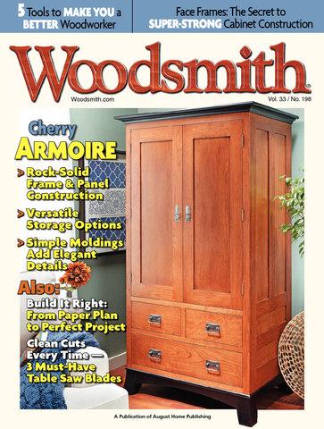 Woodsmith #198