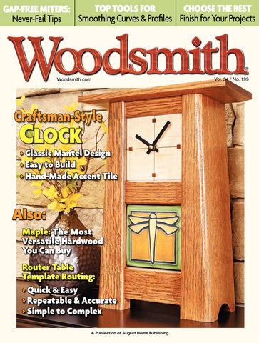 Woodsmith #199