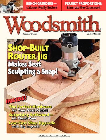 Woodsmith #201