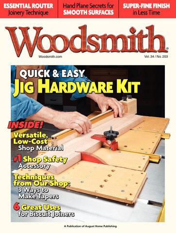 Woodsmith #203