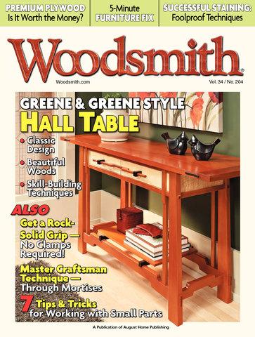 Woodsmith #204