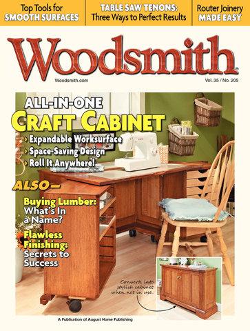 Woodsmith #205