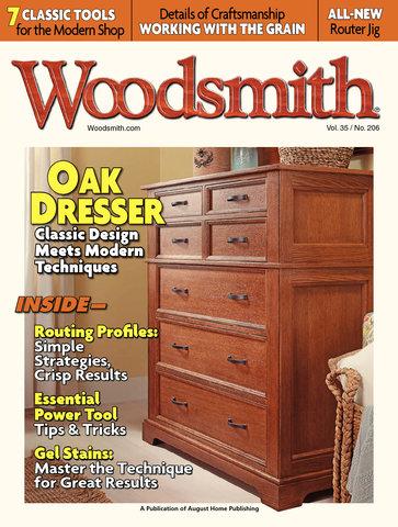 Woodsmith #206