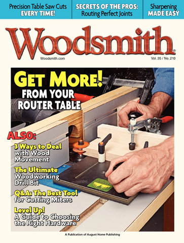 Woodsmith #210